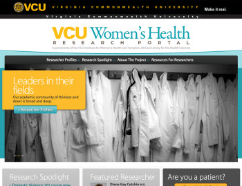 VCU Women's Health Research Portal